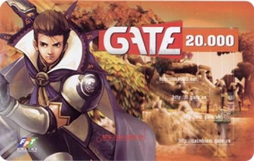 Cách Mua Thẻ Gate Dành Cho Game Thủ Ở Úc