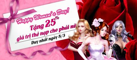 Happy women'sday -Trọn vẹn yêu Thương