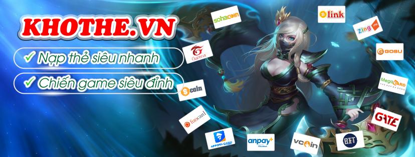 Hướng Dẫn Mua Thẻ Game Online Dành Cho Tân Game Thủ