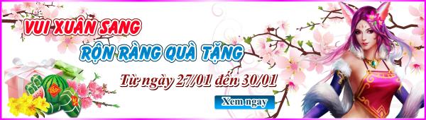 Vui Xuân Sang - Rộn Ràng Quà Tặng