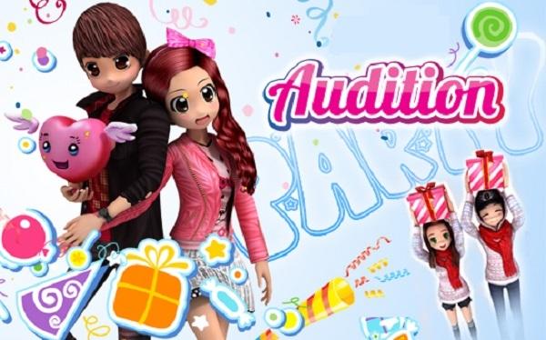 Các Điệu Nhảy Trong Game Vũ Đạo Audition