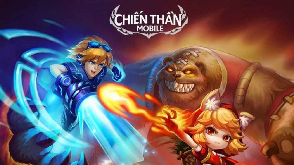 Chiến Thần Mobile Tạo Ấn Tượng Với Hàng Vạn Gamer