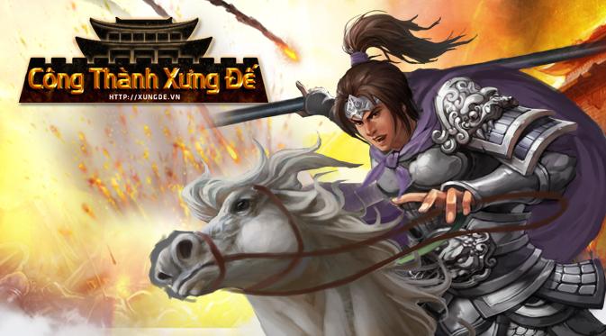Nạp thẻ Gate cho game Công Thành Xưng Đế
