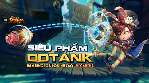 Cùng Chơi DDTank Phiên Bản Hoàn Hảo Của Gunny