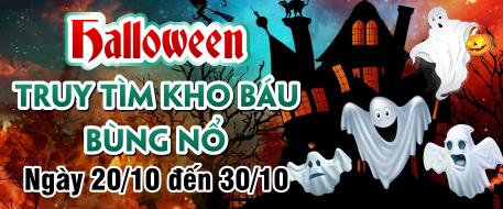 Halloween Kỳ Bí - Truy Tìm Kho Báu