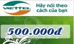 Mua Thẻ Điện Thoại Viettel Thanh Toán Online Nhanh Chóng