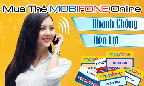 Mua Thẻ Mobifone Online - Lợi Ích Và Cách Thức Giao Dịch