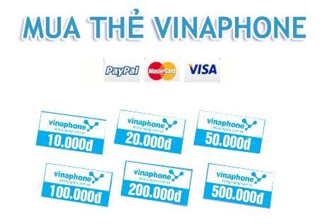 Cách mua thẻ Vinaphone online giá rẻ bạn nên biết
