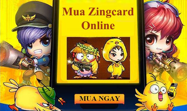 Hướng dẫn mua ngay zingcard online tốt nhất thị trường