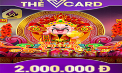 mua thẻ vcard 2 triệu