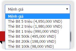 Mua Thẻ Game Online Nhiều Tiện Ích Cho Game Thủ Việt