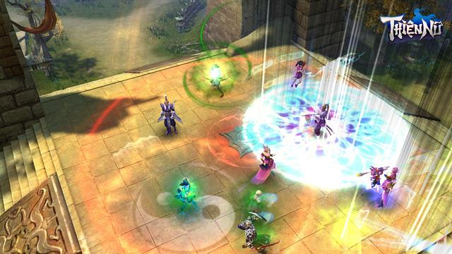 Khám Phá Lục Đại Môn Phái Trong Game Thiện Nữ
