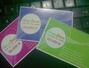 Mua Thẻ Megacard Bạn Chơi Được Những Game Gì?