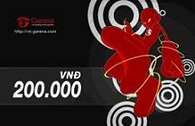 Nạp Thẻ Garena 200k Được Bao Nhiêu RP