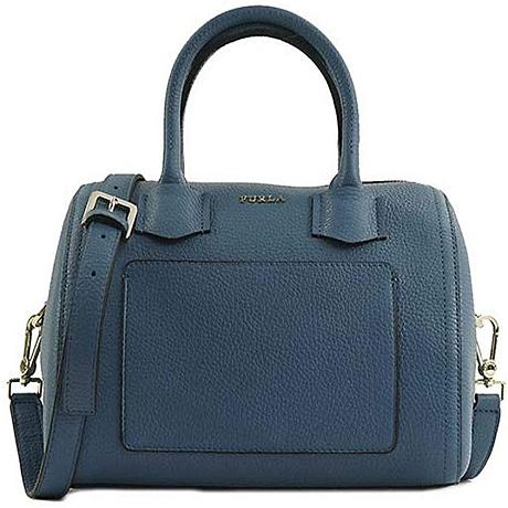 Túi furla xanh vừa