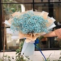 Hoa Baby xanh
