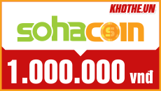 Soha Coin 1 triệu