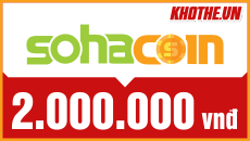 Soha Coin 2 triệu