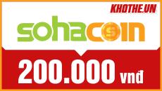 Soha Coin 200k