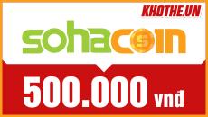 Soha Coin 500k