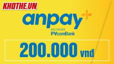 Thẻ Anpay 200k