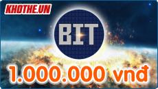 Thẻ Bit 1 triệu