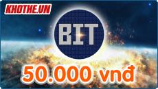 Thẻ Bit 50k