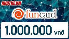 Funcard 1 triệu