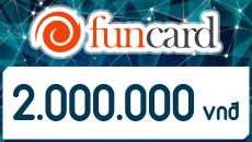 Funcard 2 triệu