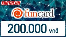 Funcard 200k