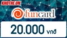 Funcard 20k