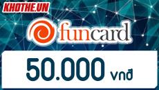 Funcard 50k