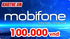 Mobifone 100k