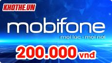 Mobifone 200k