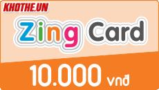 Zing card 10k