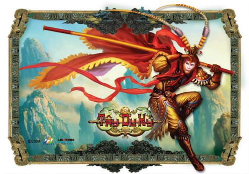 Tây Du Ký tựa game hấp dẫn của nhà phát hành FPT