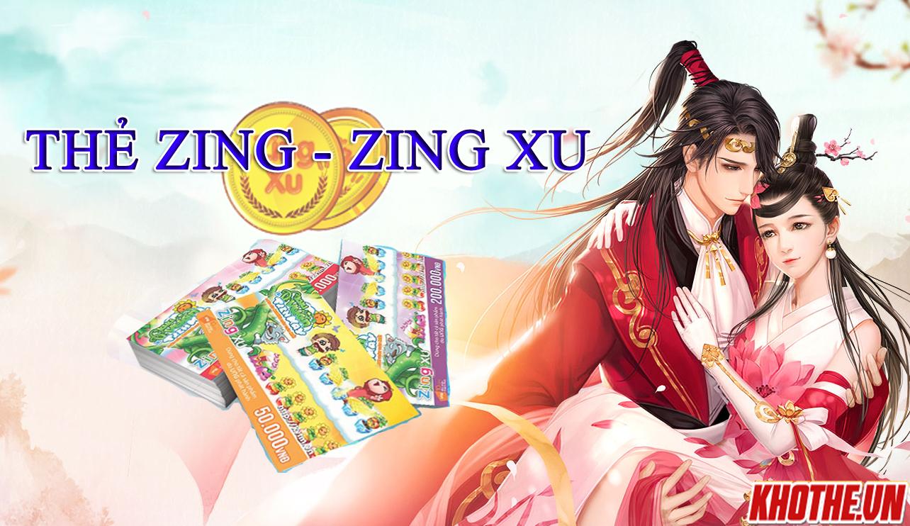 zing card - zing xu giá rẻ và an toàn